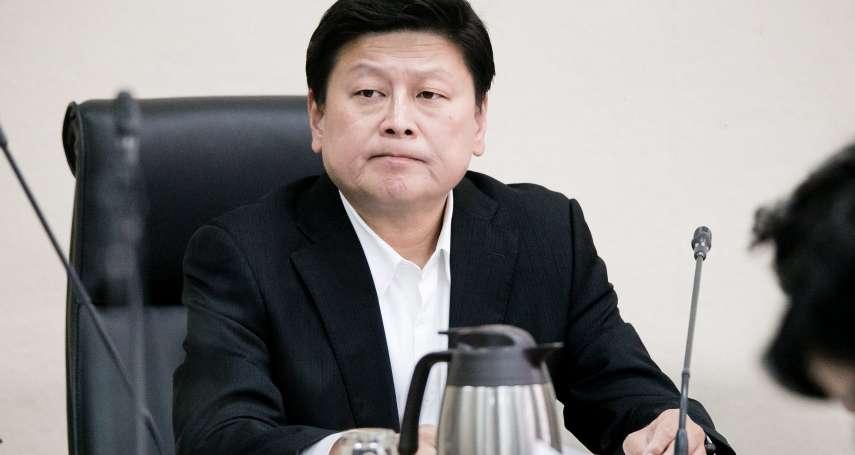 傅崐萁申請恢復黨籍案 國民黨中常會拍板通過
