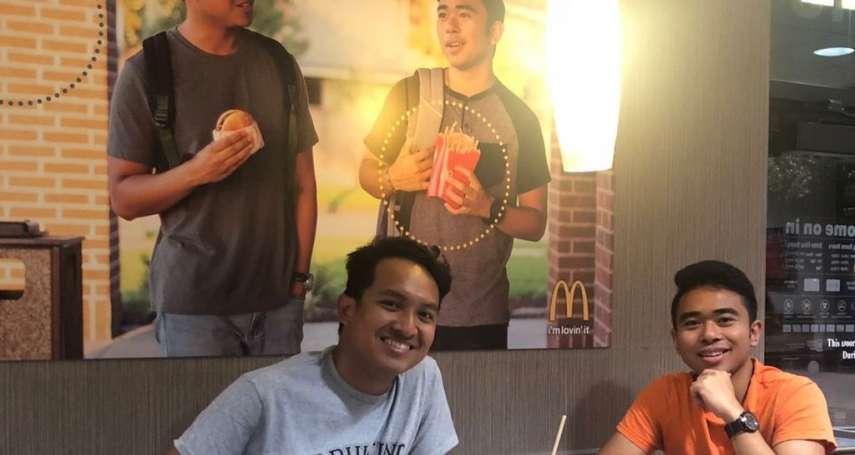 一張麥當勞假海報為何賺進5萬美元?菲律賓裔美國男子的超成功惡作劇