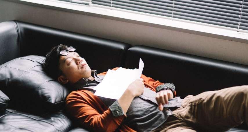 睡覺老是打呼不止,小心睡夢中猝死!醫生傳授秘訣:「這樣睡」讓你遠離風險又好眠