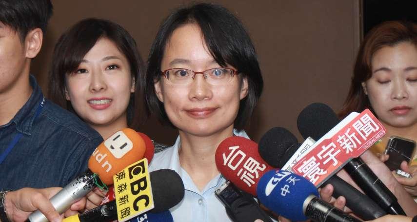「北農總經理換人讓菜價下跌」?吳音寧:有心人選舉放話不會讓台灣農業更好