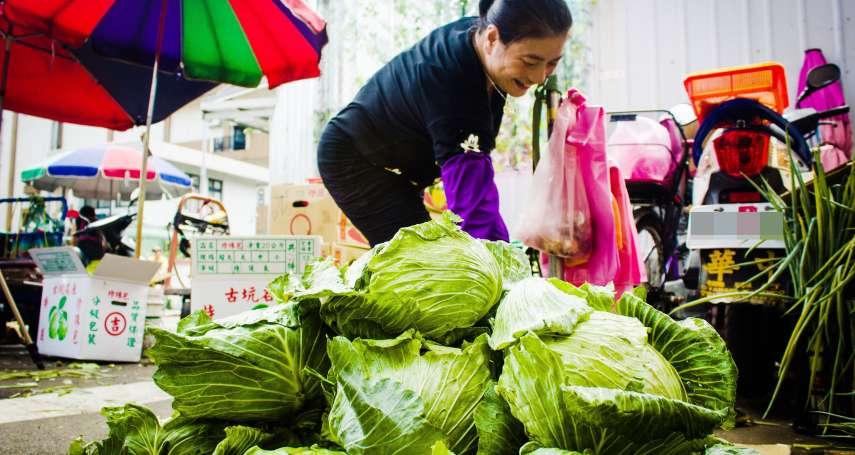 越南單親媽賣菜看見台灣奇蹟:丈夫驟逝她悲痛住院 雇主竟說「現在換我照顧妳」