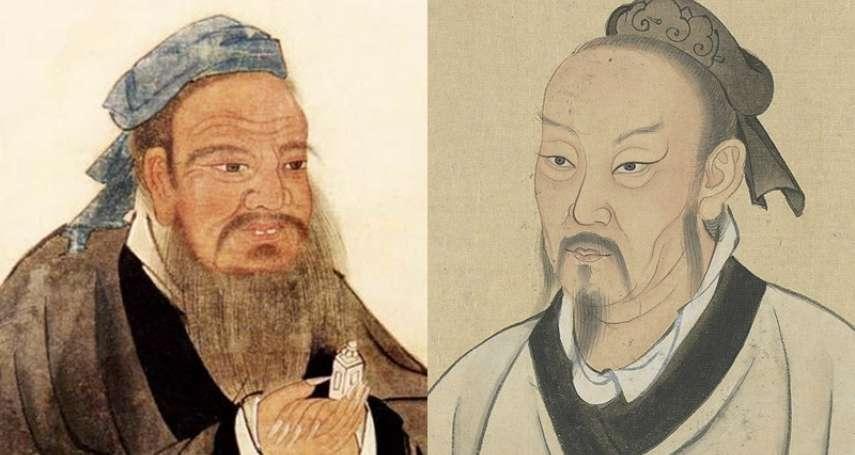 坐姿不良、愛講話都要被離婚,死了還不准兒子為她哭泣…當儒家先賢的老婆,根本在比慘