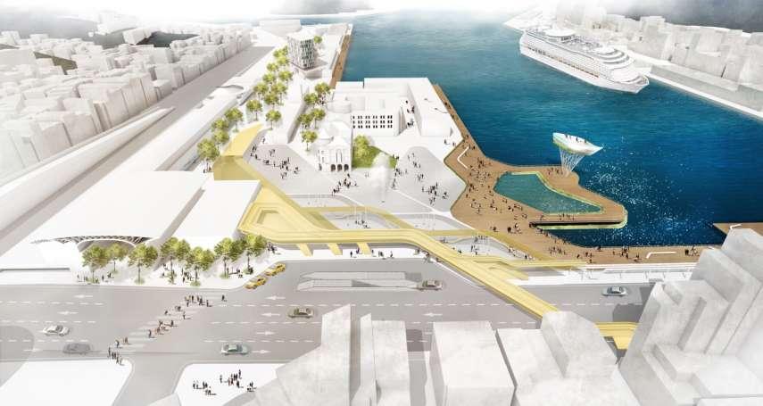 基隆市港再生 打造亞洲矚目水岸空間