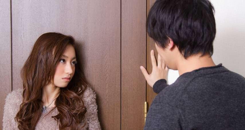 早洩男一跟女生說話,下面就開始「流汁」…直到他努力練習「這件事」,才順利結婚生子