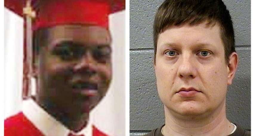 美國警察暴力指標案件》對一名持刀黑人從背後連開16槍,對方倒地仍持續射擊!芝加哥白人警察被判二級謀殺罪