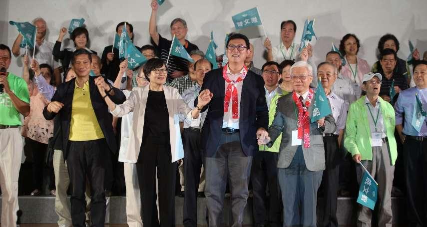 「4年前支持柯文哲,現在非常失望」 葉菊蘭推崇姚文智有「台灣心」