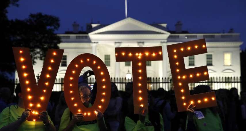 美國大法官風暴》女性選民崛起衝擊共和黨眾議院選情 民主黨遭控「獵巫」參議院選情悲觀