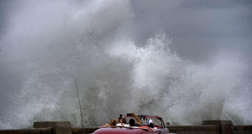 43年來美國最強!四級颶風「麥克」直撲佛羅里達  州政府緊急撤離逾37萬人