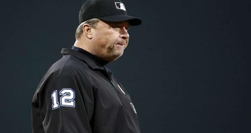 MLB季後賽》144場執法戴維斯領銜國聯裁判 開幕戰主審曾經來過台灣