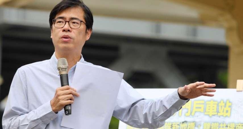 批陳其邁大開交通支票 韓國瑜:高雄欠債3千億,錢從哪裡來?