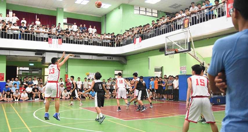 籃球》翻轉台灣運動的畸形環境 本末倒置的基層選手培訓