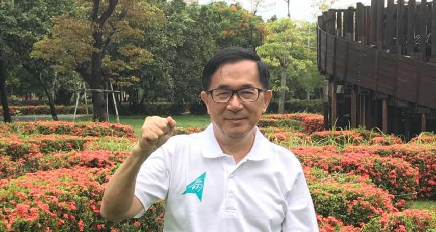 陳筱諭母控扁為求特赦倒戈 扁反擊:講白賊