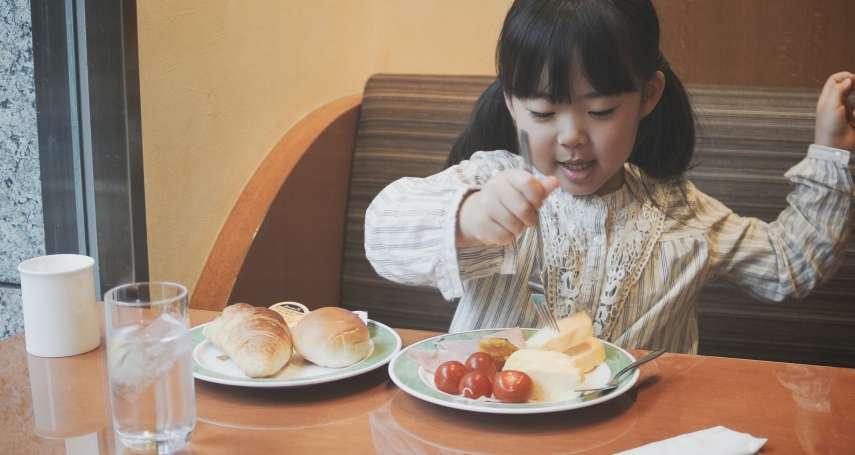 為何孩子都不愛吃飯、沒吃幾口就想溜?專家傳授2招「神擺盤」,秒解台灣家長最大難題