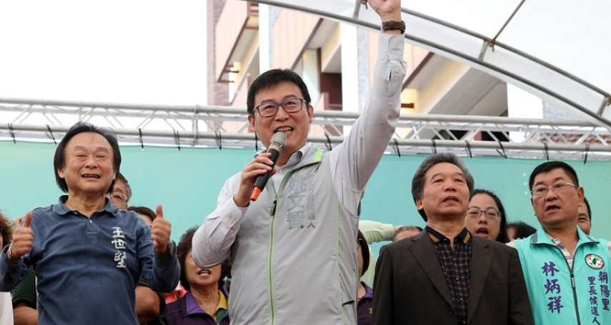 北市選戰》姚文智「欠一味」無法感動選民?總統、院長牌都出手、綠營基本盤未全部回籠