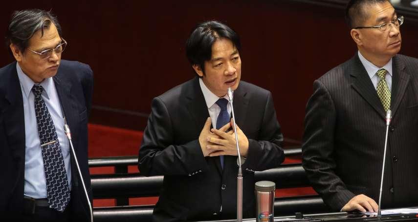 夏珍專欄:法律框架全毀,蔡政府「獨裁的溫床」早已成型