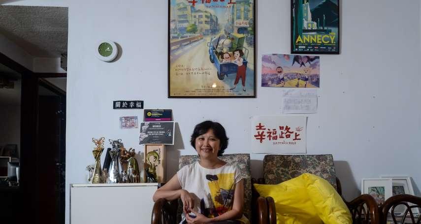 金馬點將》《幸福路上》得獎無數 最遺憾的是那朵台灣土玫瑰成了遺珠