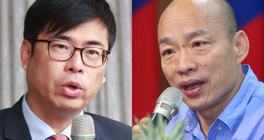 韓國瑜民調超越陳其邁 林濁水:民進黨戰鬥力怎會淪落成這地步?