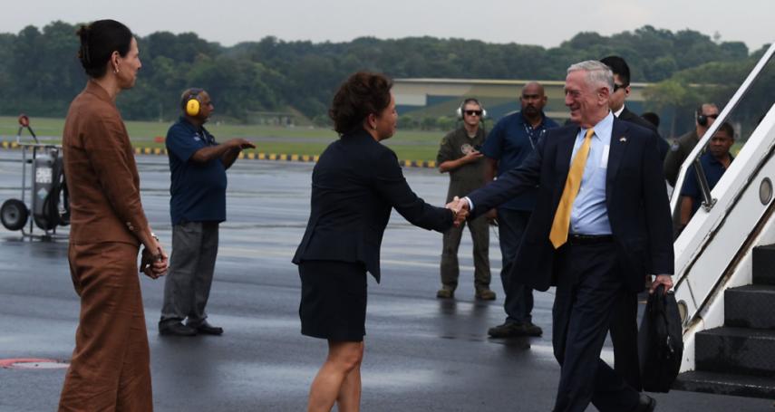 聯合東協圍堵中國?美國國防部長出席東協防長擴大會議,共同應對安全挑戰