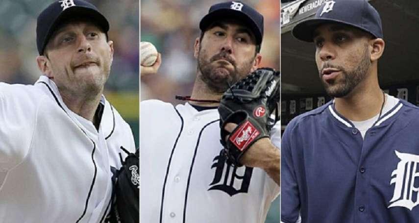 MLB季後賽》老虎老闆曾滿手塞揚投手 韋蘭德、普萊斯昔日隊友今正面交鋒