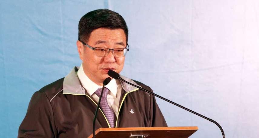 黨主席補選辯論下周六登場 卓榮泰、游盈隆正面對決