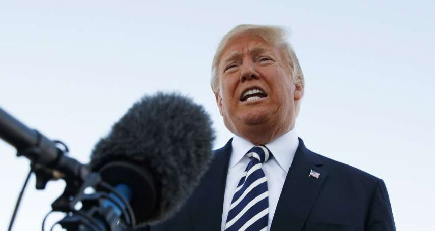 核武軍備管制里程碑搖搖欲墜》川普宣布退出《中程飛彈條約》恐將引發新一輪軍備競賽