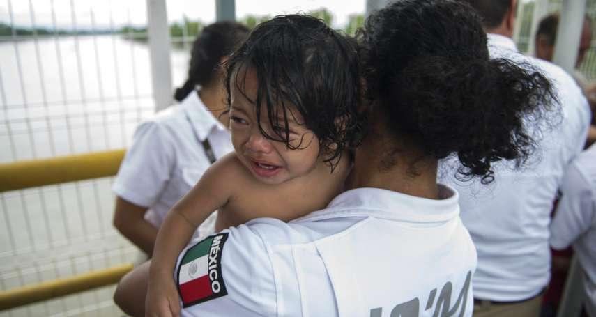 徒步前往美國!中美洲移民走到腳流血 幼童哭喊:媽咪我不想走了