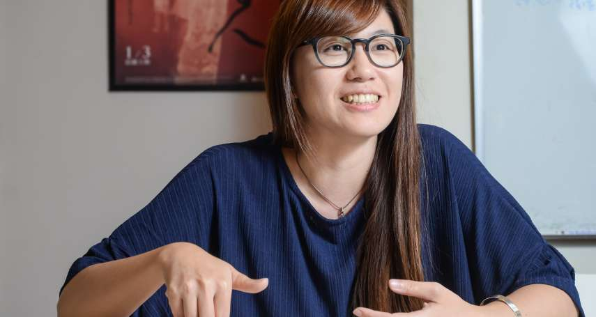 金馬點將》專訪傅榆:用一段青春,找尋藍綠、兩岸「最大公約數」