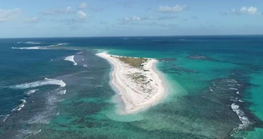 這場颶風損失慘重!美國夏威夷無人小島一夕沉沒,瀕危動物失去家園