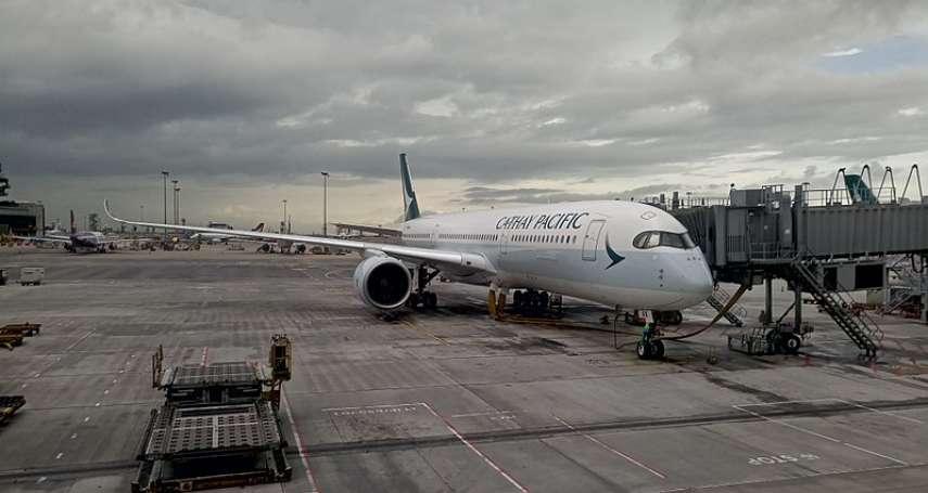 首家不停站航空!布局北美 國泰月底推香港直飛西雅圖航班