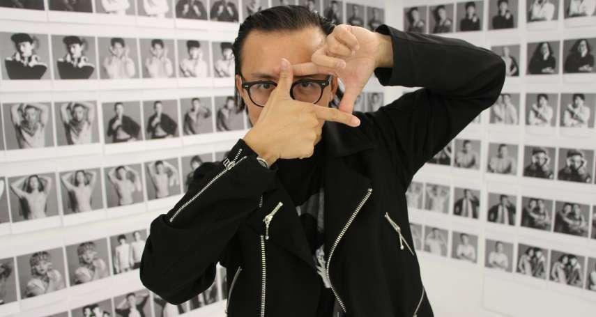 叛逆與時尚結合、男體攝影界的荒木經惟 紀嘉良用黑白紀錄LGBTQ彩虹驕傲