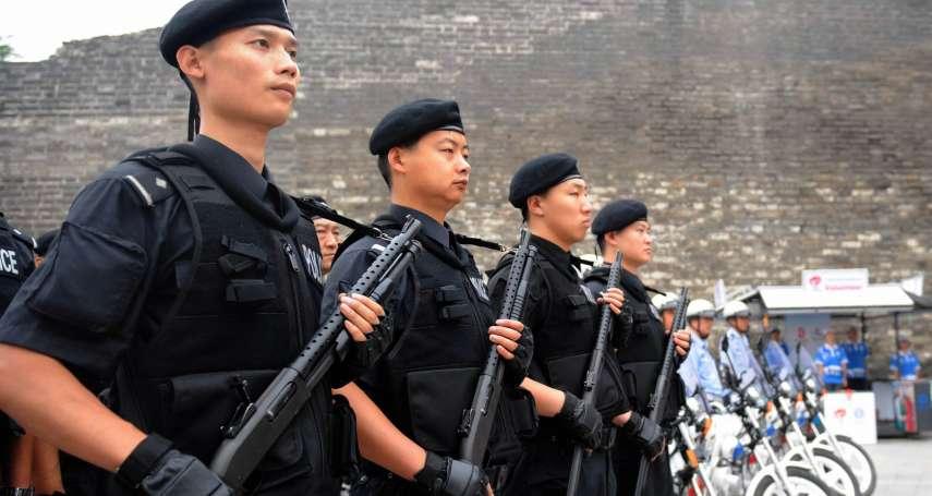 兩千多根警棍、五百多隻電擊棒⋯招牌寫著「職訓所」卻買刑具,中國說:為打造「更好的公民」