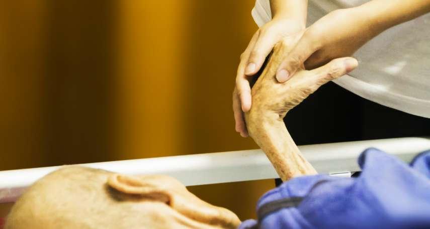 腦裡有瘤、癌症4期,活了40年,像老天搧他耳光⋯但卻因改變生活「這部分」,他看見了奇蹟