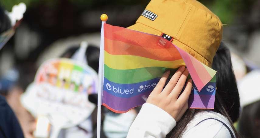 反同婚公投辯論》地方媽媽反同志教育:有16歲男生看同志電影後跟男生發生性關係,他很傷心