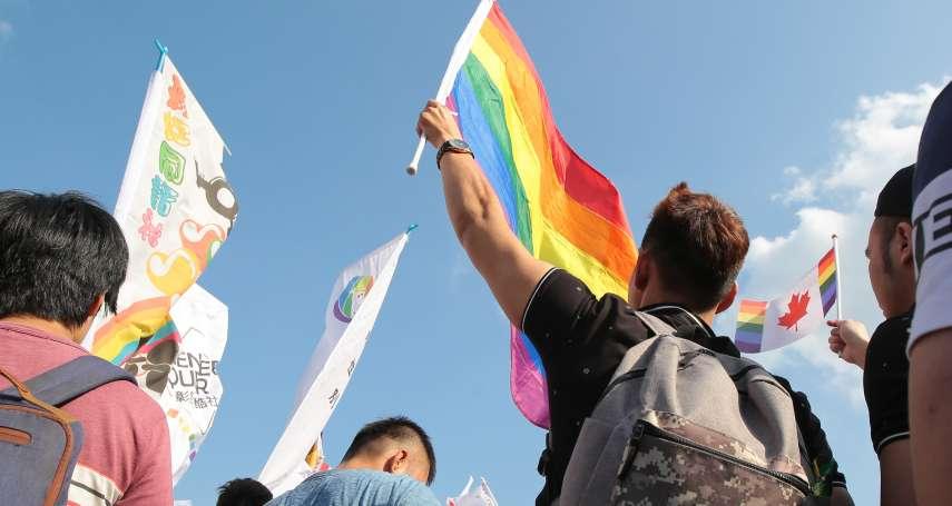 司法院擬修法承認跨國同婚 中國籍伴侶不適用