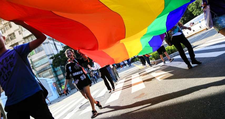 高中那一夜她發現爸爸是同志,心碎力挺婚姻平權:我爸媽來不及了,但我想為他們站出來