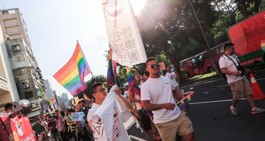 同志教育公投辯論》男同志道出友人家庭悲劇:媽媽是女同志,爸爸永遠不會原諒媽媽…