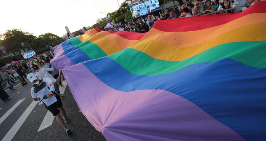 回顧2018》跨性別除病化、印度同志除罪化、台灣同婚合法化受挫......7件關於LGBT族群的彩虹大事