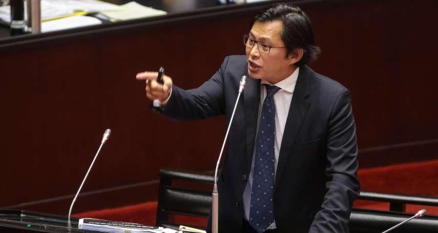 黃國昌爆台電內部宣傳以核養綠 銓敘部:公務人員不可為公投宣傳