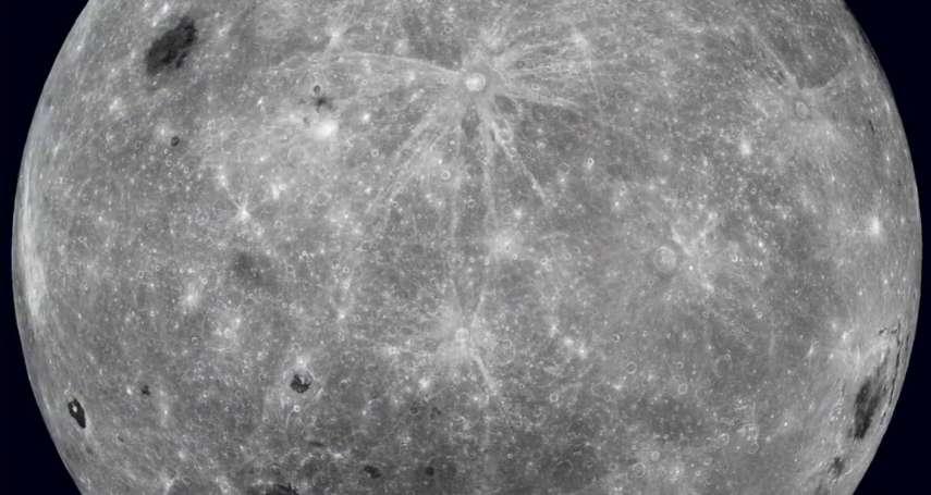 中國太空夢》數百萬年來地球人看不到的月球背面 「嫦娥四號」預計年底登陸