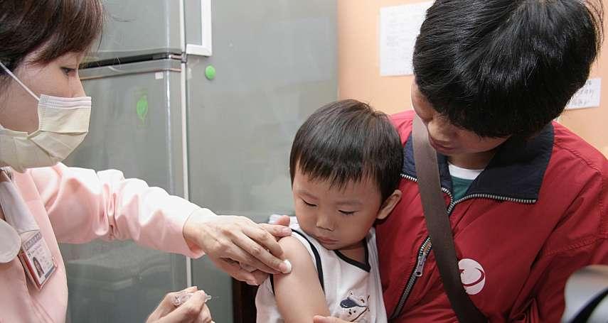 公費流感疫苗政策遭質疑 疾管署:打造群體保護力