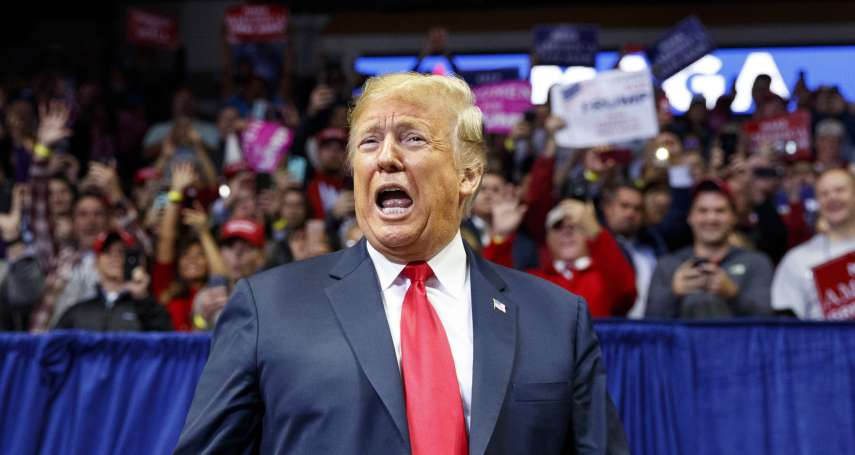 美國期中選舉最後衝刺》總統帶頭散播恐懼、憤怒與分化 川普:民主黨將引進「殺人犯」屠殺美國人