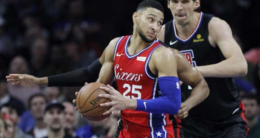NBA》76人重建已踏出第一步 教頭:兩個狀元都要射準一點