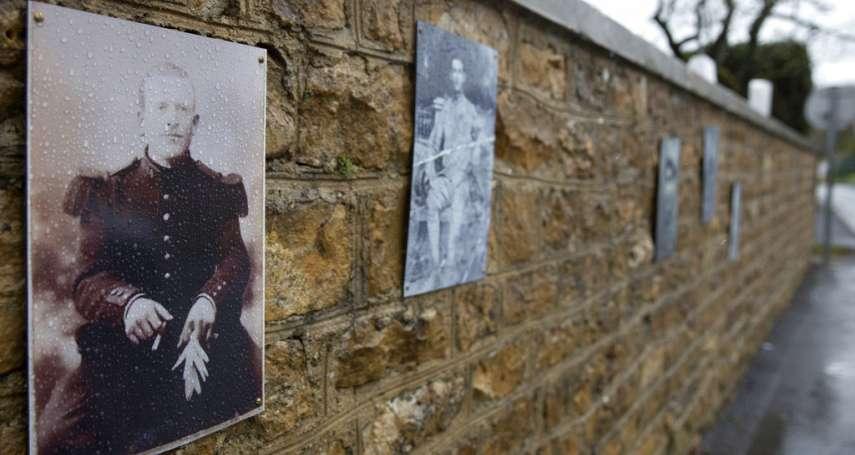 一戰終戰百年》只差10分鐘就能活著回家!停戰前最後一位陣亡的法國軍人──特雷比雄