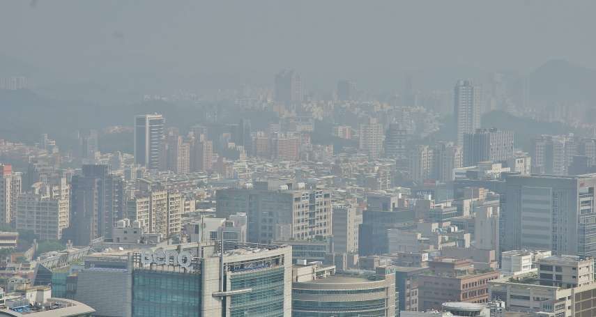 高雄反空污大遊行登場!高市環保局:多管齊下的空污策略已見成效