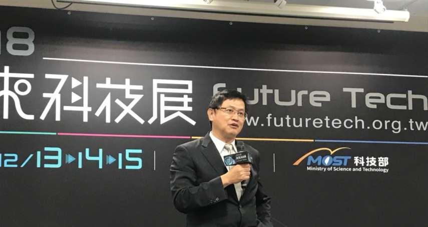 台灣人年均所得上不去 童子賢:過度依賴電子外銷,其他產業空有技術沒商品化
