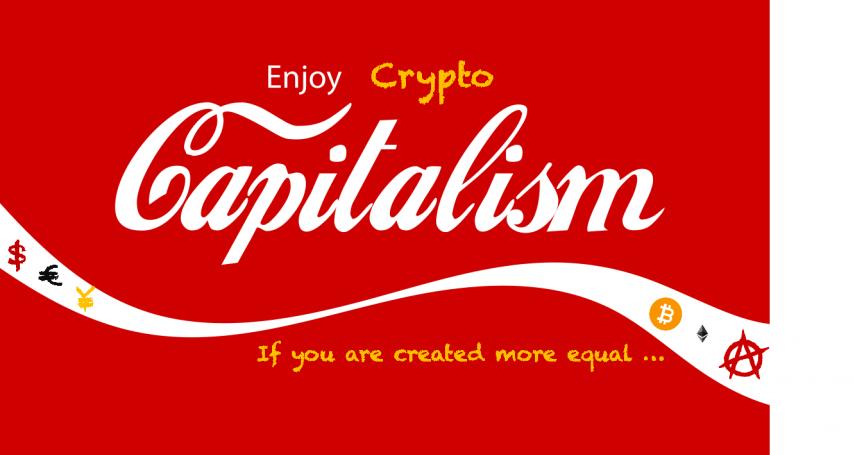 胡一天專欄:區塊鏈金融資本主義與DIY自由市場