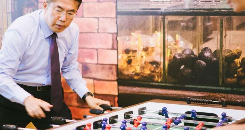 黃偉哲的台南城市願景館 成網美網帥打卡拍照新據點