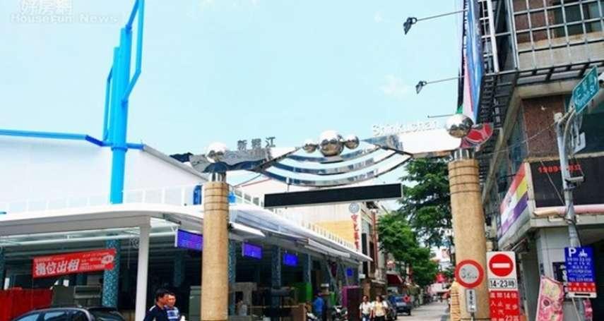 號稱「高雄西門町」的新崛江,為何現在商圈倒光光、店租2折沒人要?在地人道出真心話…
