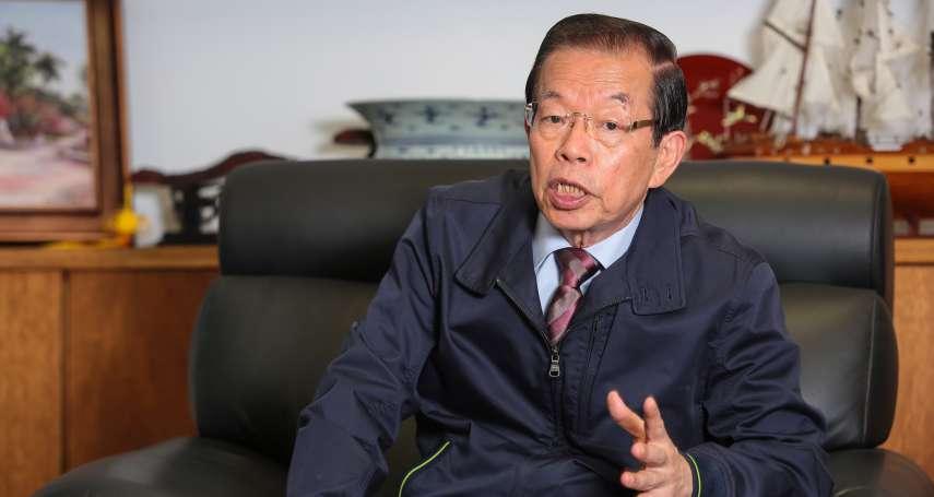 汪葛雷觀點:蔡英文何不讓勇敢的政治家謝長廷組閣?