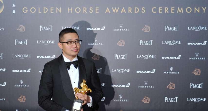 金馬55》文牧野奪得最佳新導演,笑稱幸好監製徐崢、寧浩「夠大!」